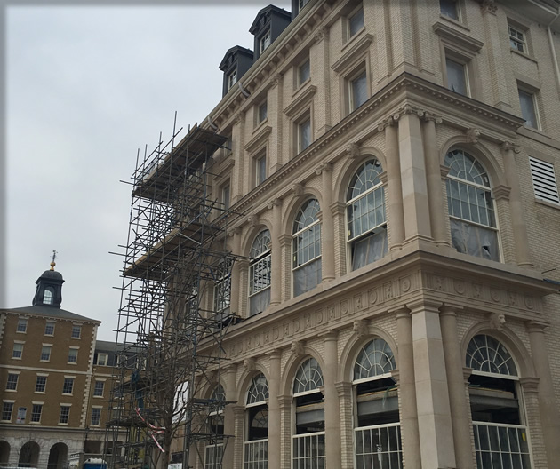 Classic Plean Precast At Poundbury